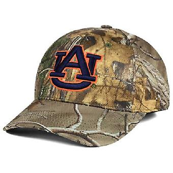 Auburn Tigers NCAA TOW Real Tree Camo Memory Fit Hat