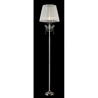 Maytoni Lighting Rapsodi Royal Classic Collection Floor Lamp, Bronze