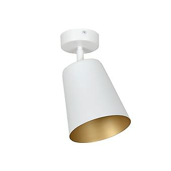 Emibig Lighting Prism 1 White / Gold