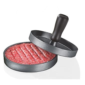 Küchenprofi Hamburger Press Classic - Grooved Interior for Perfect Form