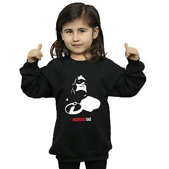 Disney Girls The Incredibles 2 Incredible Dad Sweatshirt