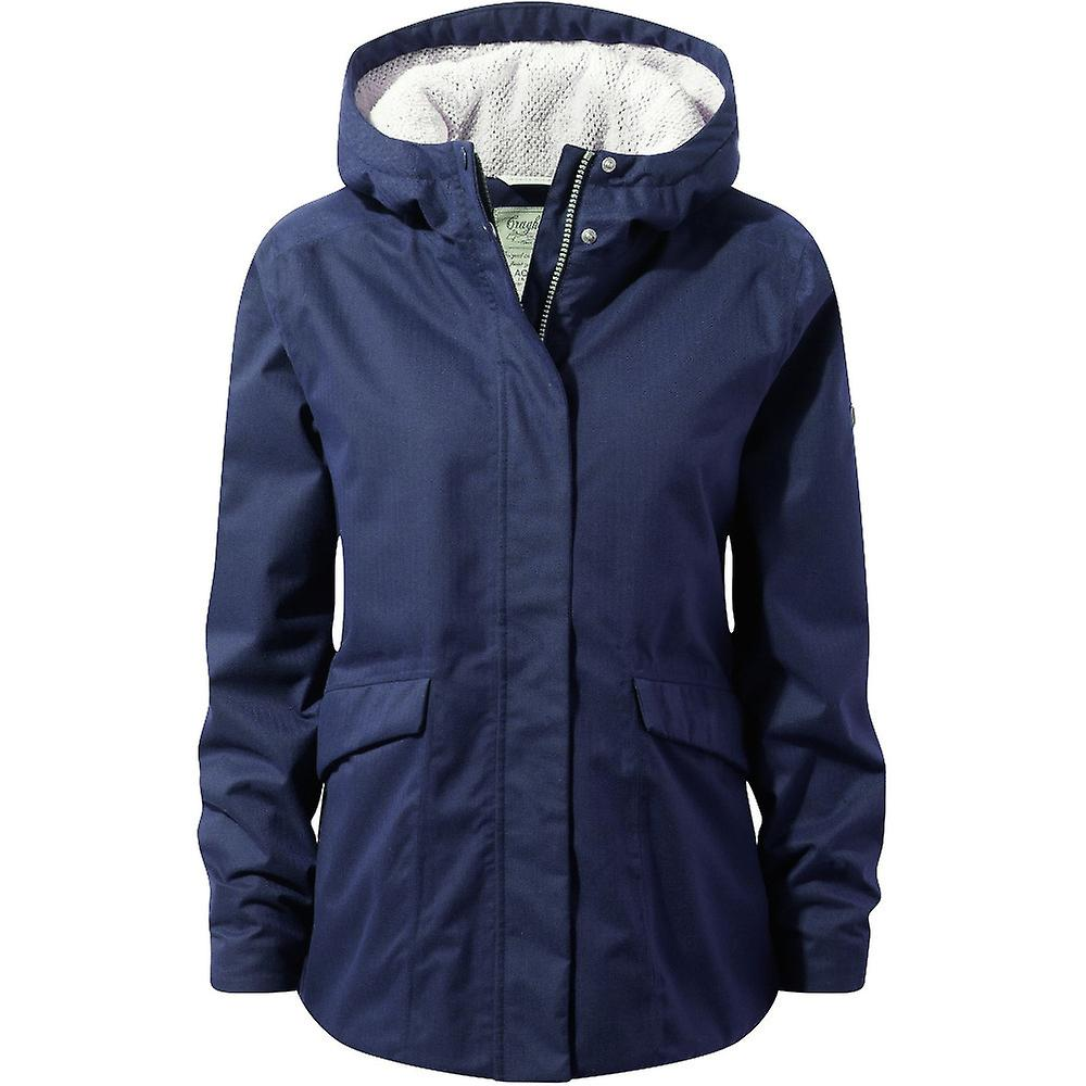 Craghoppers Womens/Ladies Lindi Water Resistant Insulated Walking Jacket