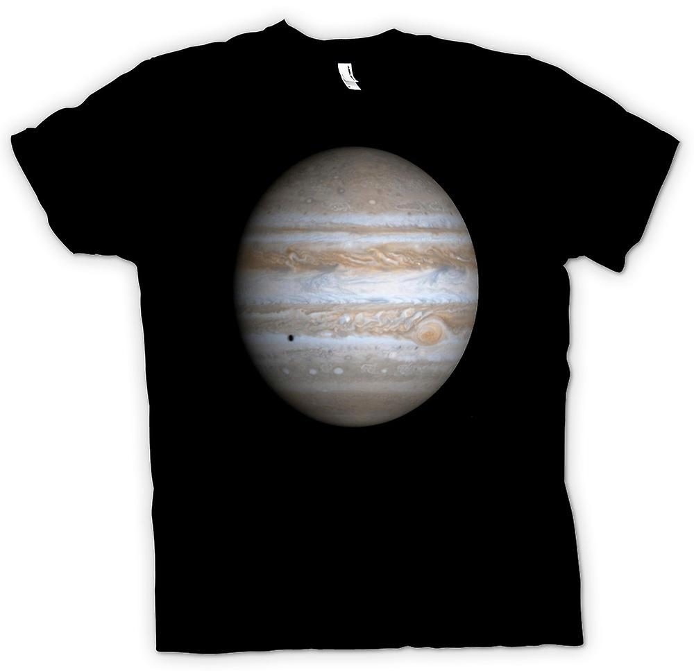 Womens T-shirt - Jupiter - Cool Astronomy