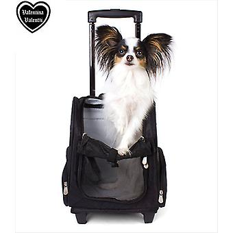 Valentina Valentti Deluxe Pet Travel carrello porta