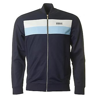 Barbour International Apex Zip Through Track Top