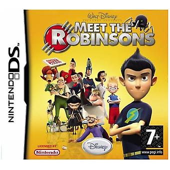 Meet the Robinsons - Disney on the Go (Nintendo DS)