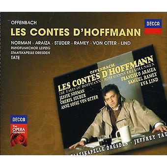 J. Offenbach - Offenbach: Les Contes D'Hoffmann [CD] USA import
