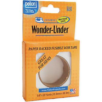 Wonder-Under Paper-Backed Fusible Tape-5/8