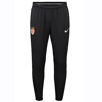 2018-2019 Monaco Nike Squad Training Pants (Black)