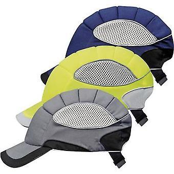Padded baseball cap Warning yellow Voss Helme Pro ABS