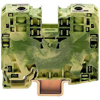 WAGO 285-137 PG terminal 16 mm Pull voorjaar configuratie: Terre groen-gele 1 PC('s)