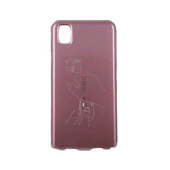 OEM Samsung M800 Instinct Standardbatterie Tür - Pink