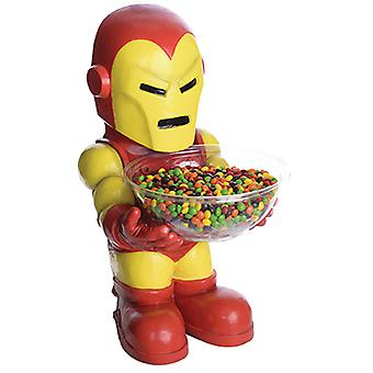 Iron Man candy Bowl holder half statue 40 cm with Bowl