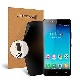 Celicious Privacy oltre 4 vie Anti-Spy Screen Protector Film compatibile con Lenovo A3690 del filtro