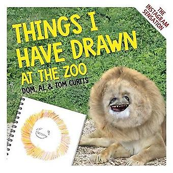 Things I Have Drawn - At the Zoo - 9781409173748 Book