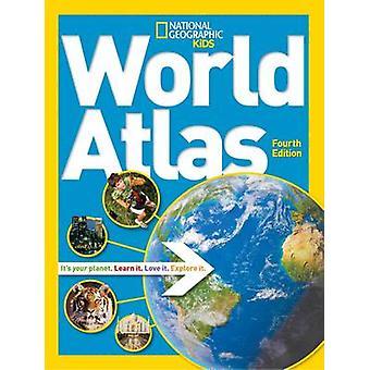National Geographic Kids Atlas mondial (4e) par National Geographic - 9