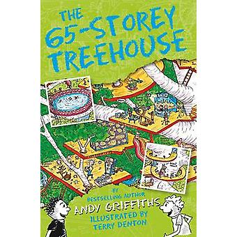 The 65-Storey Treehouse (Main Market Ed.) by Andy Griffiths - Terry D