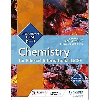 Edexcel International GCSE Chemistry Student Book Second Edition by G