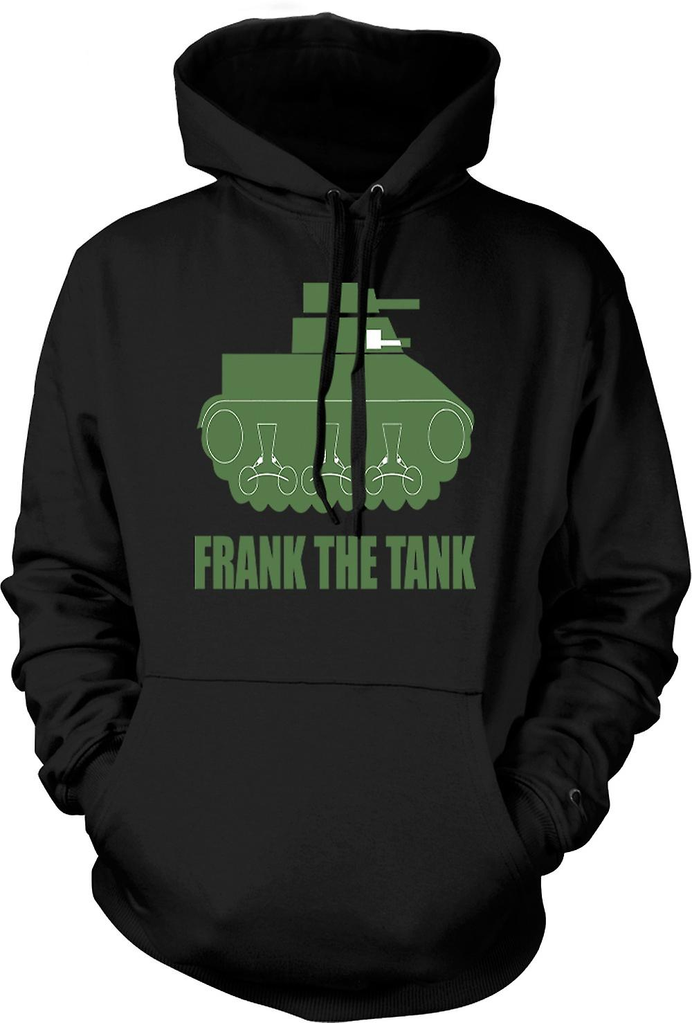 Kids Hoodie - Frank The Tank - Quote