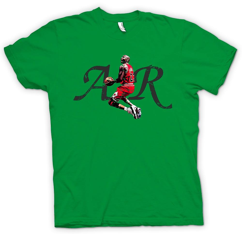 Heren T-shirt - Air Jordon - Cool basketbal