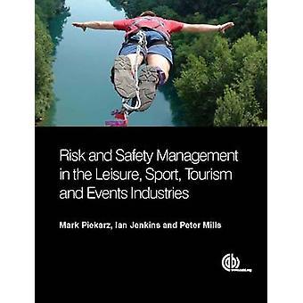 Gestion des risques et sécurité dans les loisirs - Sport - tourisme et événements