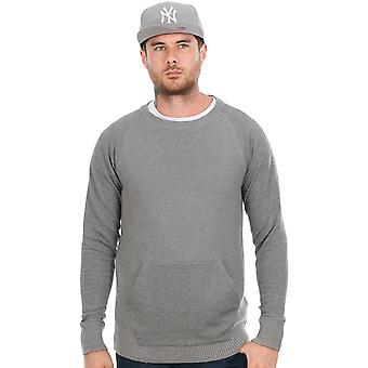 Element Grey Heather Olson Crew Sweater