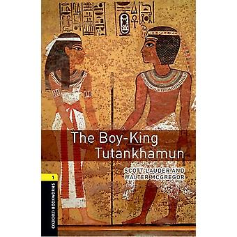 Oxford Bookworms Library - Level 1 - The Boy-King Tutankhamun - Level 3