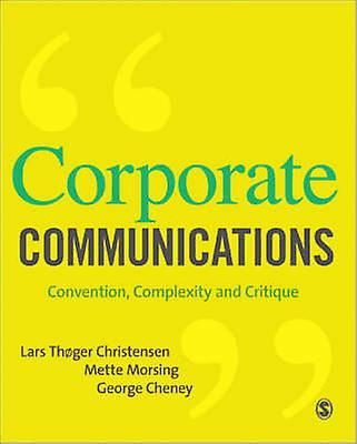 Corporate Communications - Convention - Complexity and Critique by Lar
