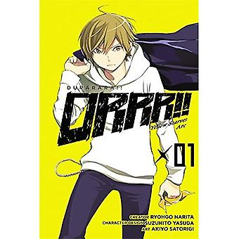 Durarara!! Gelben Schals Arc, Vol. 1 (Durarara!! Gelbe Flagge Orchestra)