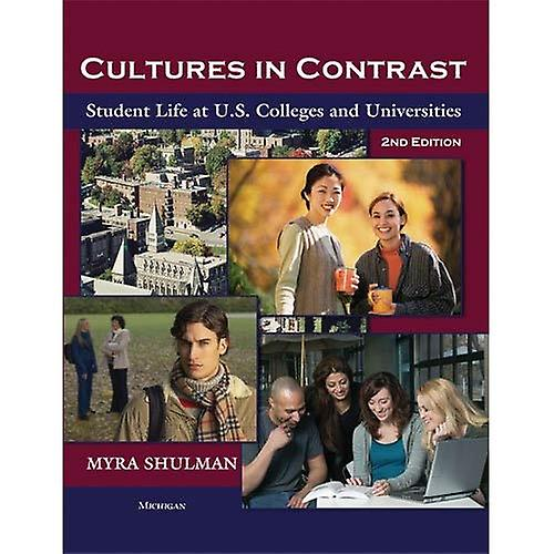 Cultures in Contrast  Student Life at U.S. Colleges and Universicravates