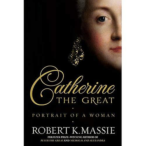 Catherine the Great  Portrait of a femme