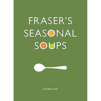Frasers seizoengebonden soepen
