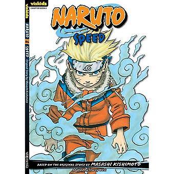 Naruto Volume 6: Speed (Naruto Chapter Books)