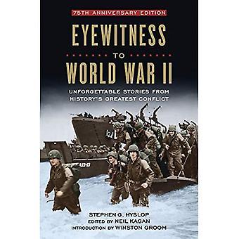 Testemunha ocular de segunda guerra mundial