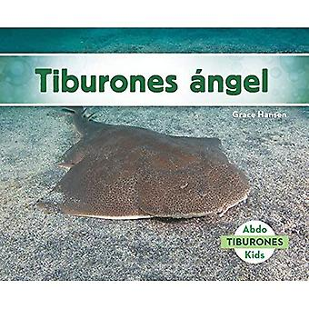 Tiburones ngel (Angel Sharks) (Tiburones (Sharks Set 2))