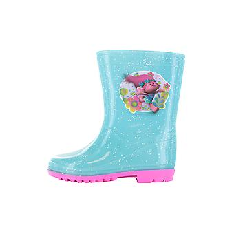 Trolle Mädchen Addislade Slip-On Wellington Boots UK Größen Kind 7-1
