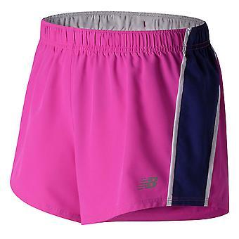New Balance Womens 3 Woven Shorts Ladies