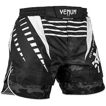 Venum Okinawa 2.0 Kampf Shorts schwarz/weiß