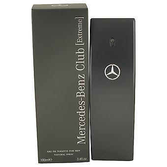 Mercedes Benz Club Extreme by Mercedes Benz Eau De Toilette Spray 3.4 oz / 100 ml (Men)