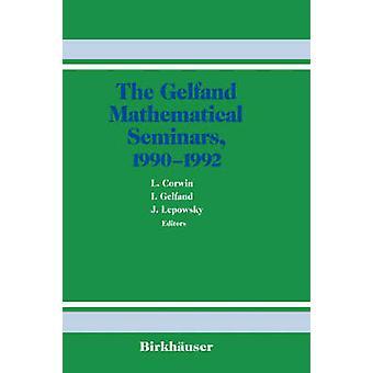 Les séminaires de mathématiques Gelfand 19901992 par Corwin & L.