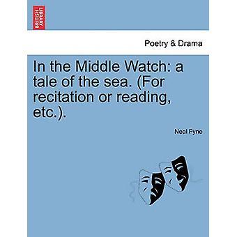 Sehen Sie in der Mitte eine Geschichte über das Meer. Für die Rezitation oder lesen usw... durch Fyne & Neal
