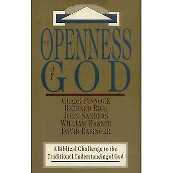 La apertura de Dios: un desafío bíblico a la interpretación tradicional de Dios