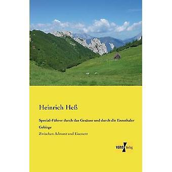 SpecialFuhrer Durch Das Gesause Und Durch Die Ennsthaler Gebirge av Hess & Heinrich