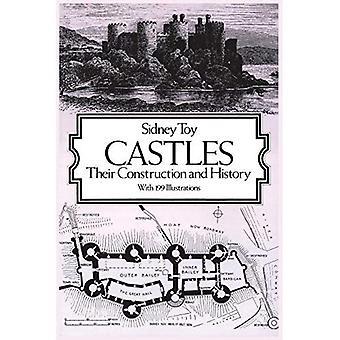 Castelos: Sua construção e história (Dover livros na arquitetura)