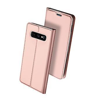DUX DUCIS Pro Series pouch Samsung Galaxy S10e-Rose Gold