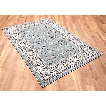 Ziegler 7709 Blue Cream  Rectangle Rugs Traditional Rugs