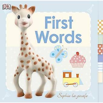 First Words by Dawn Sirett - 9781465418326 Book