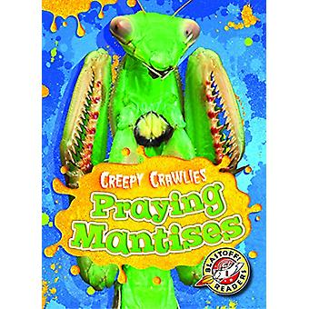 Praying Mantises by Megan Borgert-Spaniol - 9781626173002 Book