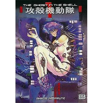 The Ghost in the Shell - v. 1 by Shirow Masamune - 9781935429012 Book