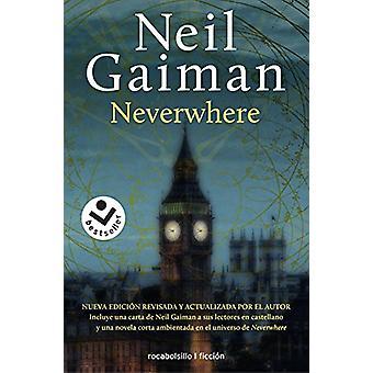 Neverwhere by Neil Gaiman - 9788416240883 Book